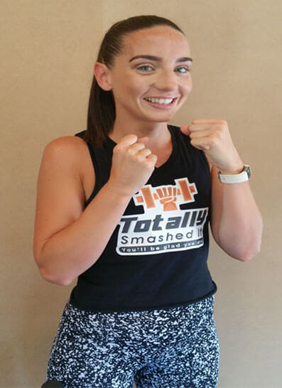 Sarah Sharpe - Totally Smashed It - Box Fit Instructor