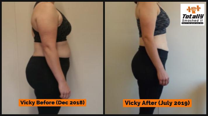 Vicky's Box Fit Story