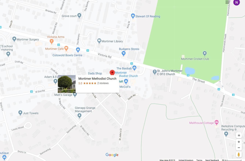 Mortimer Map 1
